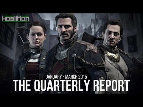 The Quarterly Report: January - March 2015