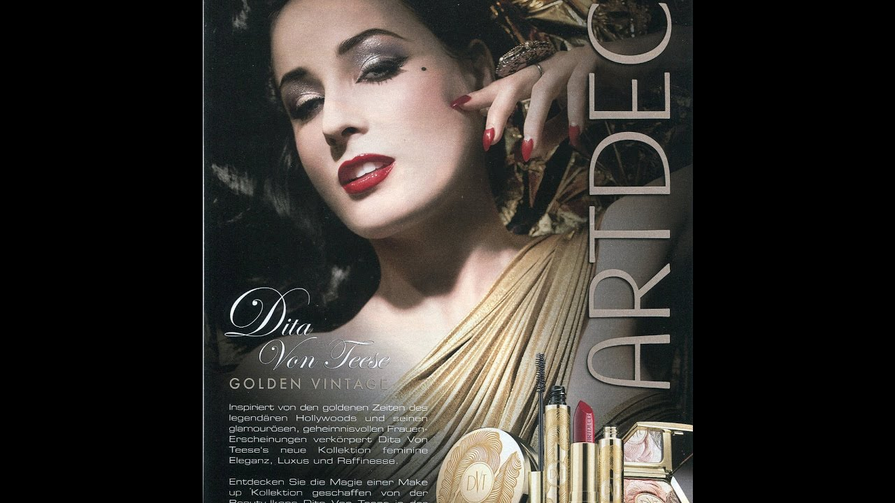 1013753f36f4 Dita s Art Deco Make Up Collection!! Jwlhyfer s Gothic Bohemian Salon