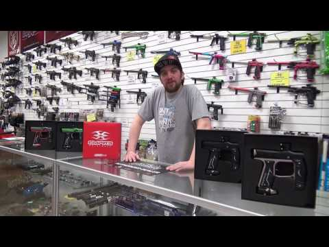 Empire Axe 2.0 Paintball Gun Review