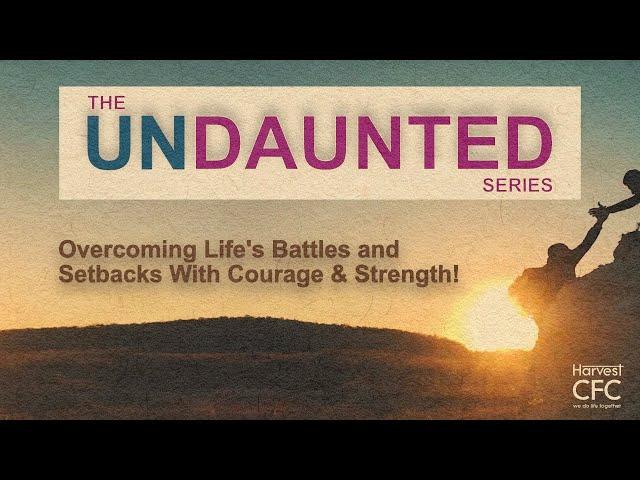 Remaining Undaunted through Unmet Expectations