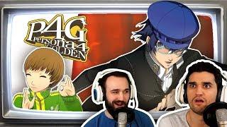 【 PERSONA 4 GOLDEN 】 Lets Talk About Dojima and Yukiko   BLIND Gameplay Walkthrough   Part 26