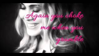 "Anouk ""Margarita Chum"" lyrics/acoustic"