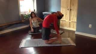 PHY Posture Breakdown: Ustrasana to Kapotasana