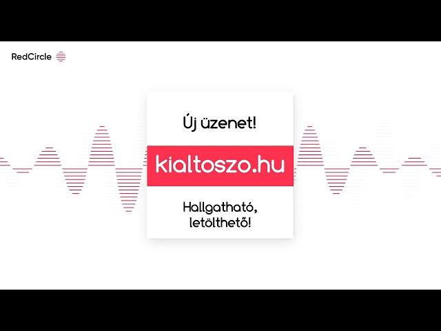 Új üzenet - A VÉGIDŐK JELEI ÉS A NEMZEDÉK PRÓBÁJA - Tibor