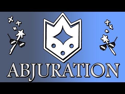 Davvy's D&D 5e Abjuration Guide