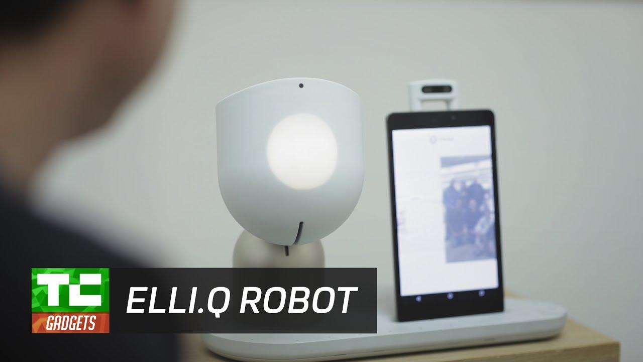I, Robot: Are Seniors Doomed to Enjoy the Company of AI