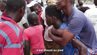 Haïti / Sauver des vies grâces à des cliniques mobiles par hélicoptère [Médecins Sans Frontières]