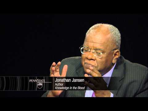 Jonathan Jansen: The Future of the Rainbow Nation - Conversations from Penn State
