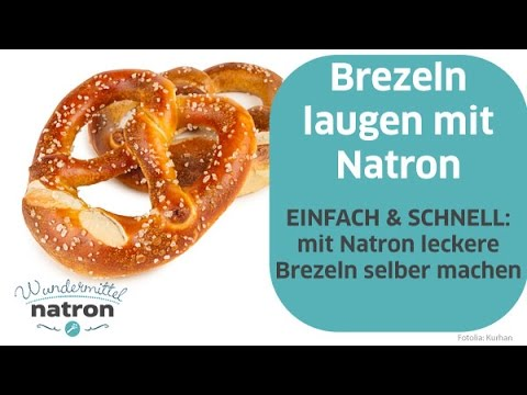brezeln backen mit natron youtube. Black Bedroom Furniture Sets. Home Design Ideas