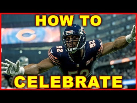 Madden NFL 20: How to Celebrate & Dance