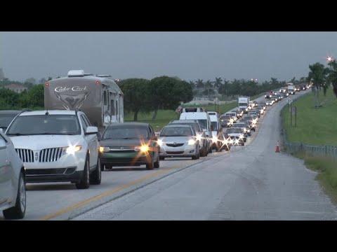 Florida Keys issues mandatory evacuation as Irma approaches