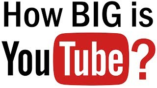 How BIG is YouTube?