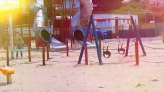 Vlog 1 journée avec max au camping
