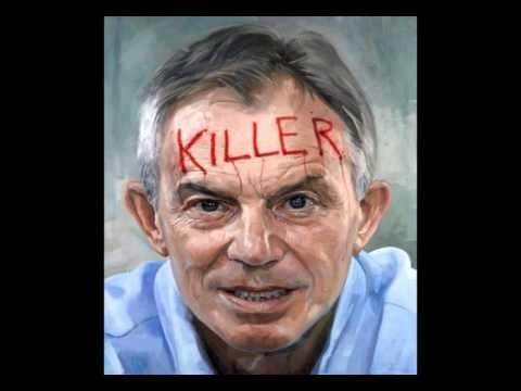 TONY BLAIR : KILLER