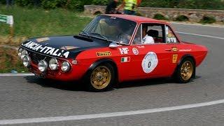 20ª Silver Flag Lancia Fulvia HF 1.6 V4