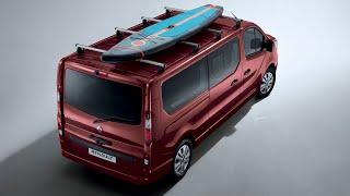 Renault TRAFIC 2021 - Детали интерьера и экстерьера