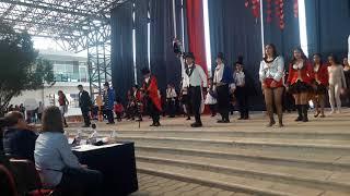 El gran showman, baile