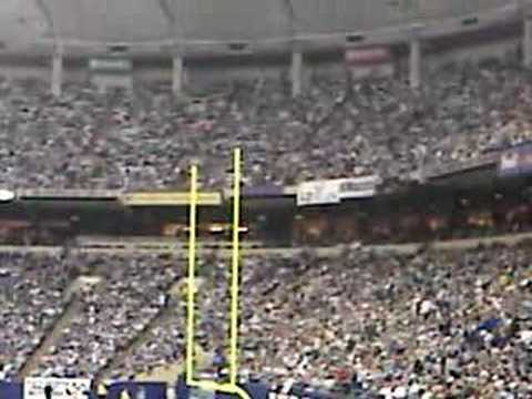 """12th Man Induction to INDIANAPOLIS COLTS """"RING OF FAME"""""""