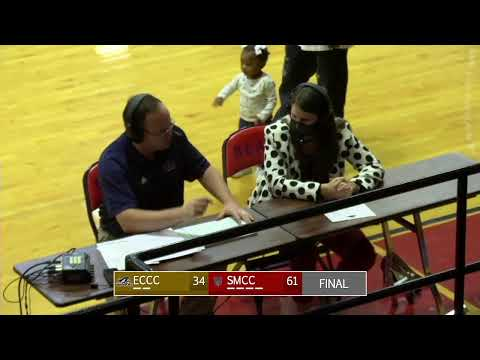 Lady Bears Basketball vs. East Central Community College