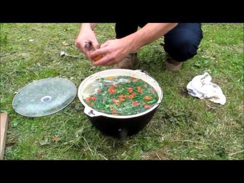 Рецепт ухи на день рыбака
