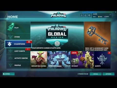 Game Fire XP Live Stream
