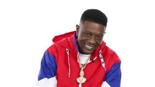 Boosie BadAzz On Getting Blues Music Album Idea From Snoop Dogg Gospel Music Album