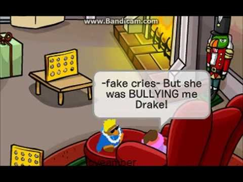 A Club Penguin High School Story Drama love story Part 3