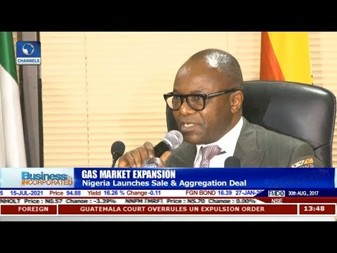 Nigeria Launches Gas Sale & Aggregation Deal |Business Incorporated|