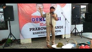 Eggy Sudjana: People Power adalah Cara Allah agar Prabowo Bisa Dilantik