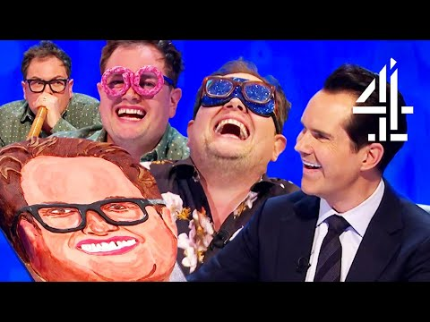 The Best of the Spexy Beast: Alan Carr's FUNNIEST BITS on 8 Out of 10 Cats Does Countdown!