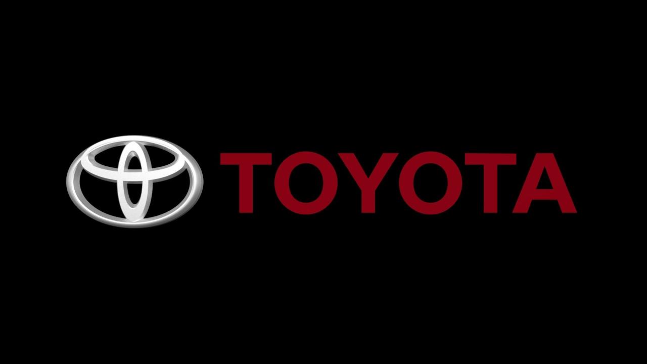 Toyota Logo Animation Youtube