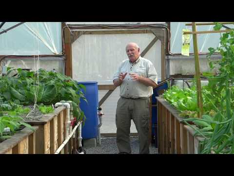 What is the Indy 23 Aquaponics System?