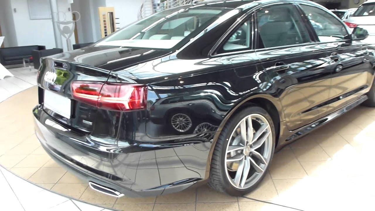 2015 Audi A6 Quattro S Line Exterior Amp Interior 3 0