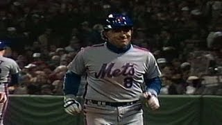 1986 WS Gm4: Gary Carter homers twice in Mets