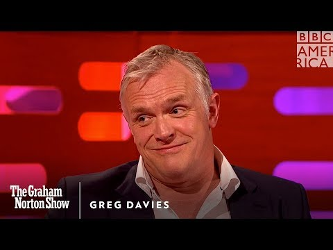 More Teacher Confessions from Greg Davies   The Graham Norton