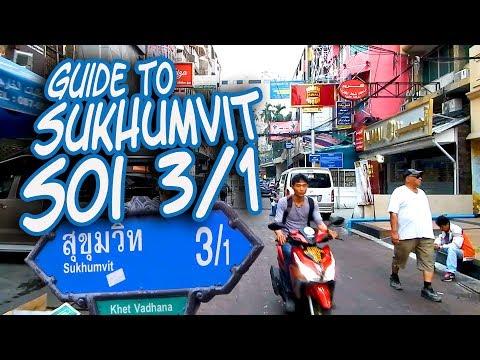 Sukhumvit Soi 3/1 guide - Bangkok streets