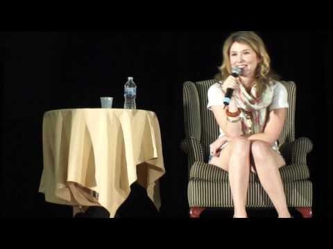JEWEL STAITE Q & A SESSION POLARIS 25 07.17.11