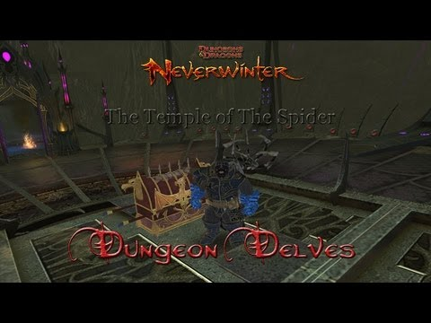 Neverwinter Dungeon: Temple of The Spider Part 2