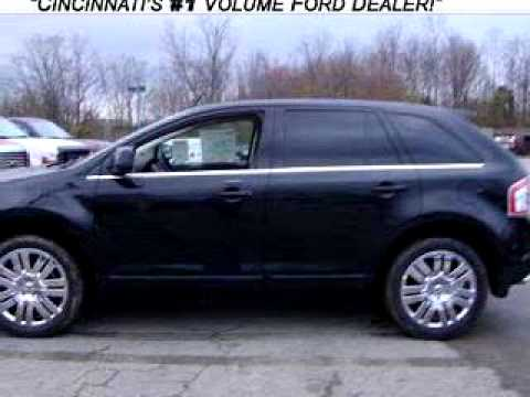Mike Castrucci Ford >> 2010 Ford Edge Limited Fwd 45150 Mike Castrucci Ford Youtube