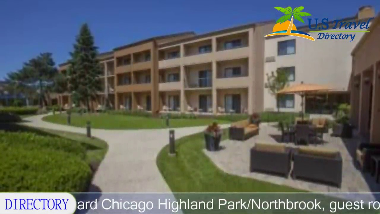 Courtyard Chicago Highland Park Northbrook Hotels Illinois