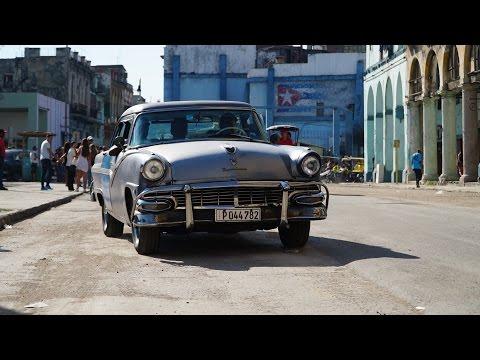 Havana 2017 - casual walk in Cuba