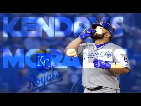 Kendrys Morales | 2016 Royals Highlights Mix ᴴᴰ