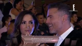 Premios Tv y Novelas Colombia 2018  Carmen Villalobos, Roberto Manrique y elenco SSSHP