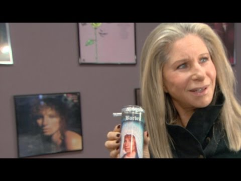 Barbra Streisand returns to her Broadway dressing room