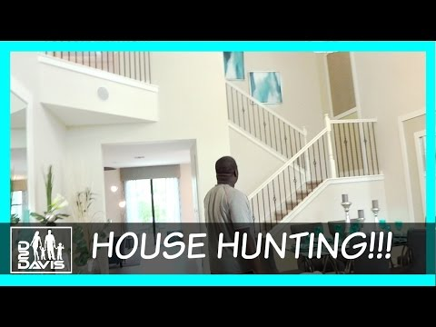 HOUSE HUNTING STEALING | BLACK FAMILY VLOGS