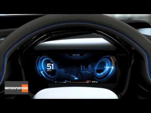 BMW i8 Concept Car - Electric Hydrogen Hybrid - Motorsport Zone