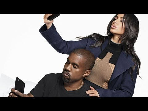 Kanye West Talks Kim Kardashian Nude Selfies & Compares Her To Adele?