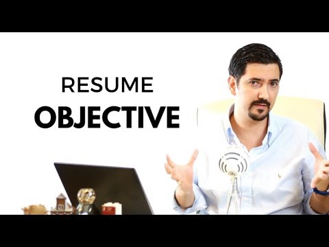 Resume Objective - Learn How To Write The Best Resume Objective