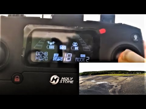 Holy Stone HS720 MAX RANGE Foldable GPS Drone 4K UHD Camera Quadcopter Brushless Motor EIS Review