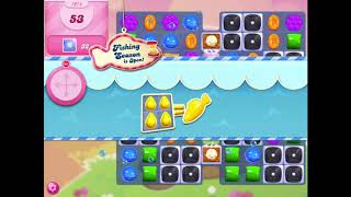 How to beat level 1074 in Candy Crush Saga!!
